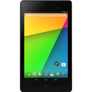 Google Nexus 7 (2013 model) 16GB